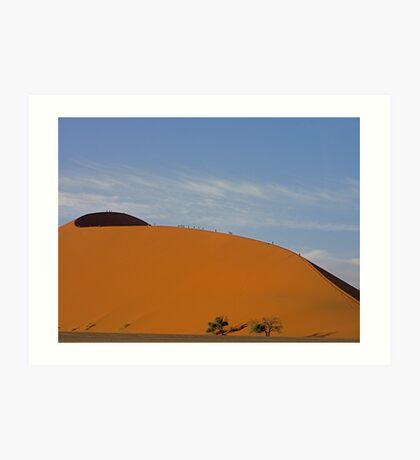 Dune 45 Art Print