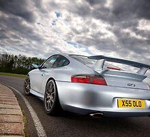 Porsche 996 GT3 by iShootcars