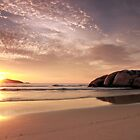 Evening at Whisky Bay by Stephen Ruane
