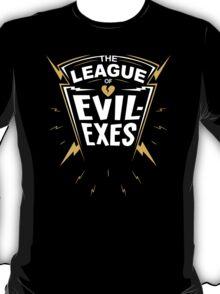 The League Of Evil Exes T-Shirt