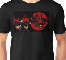 Punisher vs Daredevil Unisex T-Shirt