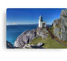 Muntevary Lighthouse Canvas Print