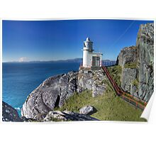 Muntevary Lighthouse Poster
