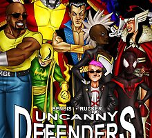 The Uncanny Defenders by defineprog