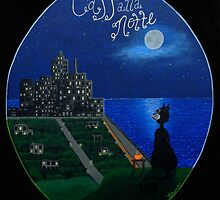 Caffe alla Notte by Norma Ramey