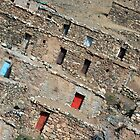 Berber houses by monaiman