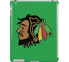 Rasta Hawk iPad Case/Skin
