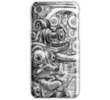 The Age of Reason - Etching iPhone Case/Skin