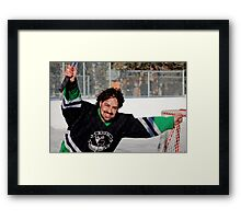 Dreaming of Olympic Gold!!! Framed Print
