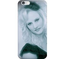 Victoria Film Noir  iPhone Case/Skin