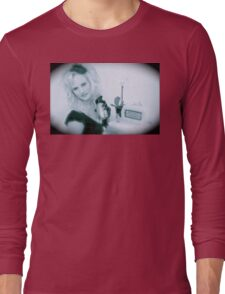 Victoria Film Noir  Long Sleeve T-Shirt