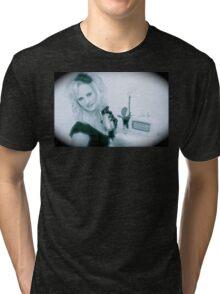 Victoria Film Noir  Tri-blend T-Shirt