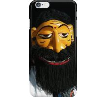 SRI LANKA CULTURAL HUMAN FACE MASK ..VERSION THREE..PILLOW -TOTE BAG-PICTURE ECT.. iPhone Case/Skin
