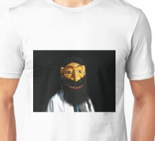 SRI LANKA CULTURAL HUMAN FACE MASK ..VERSION THREE..PILLOW -TOTE BAG-PICTURE ECT.. Unisex T-Shirt