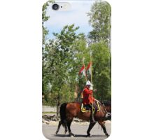 Royal Canadian Mounted Police iPhone Case/Skin
