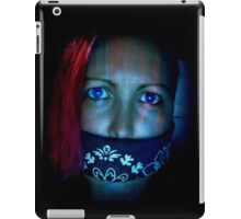 No Voice iPad Case/Skin