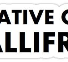 This Is Gallifrey Sticker