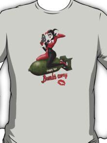 Harley War Pinup Bombshell T-Shirt