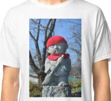 Jizo statue Classic T-Shirt