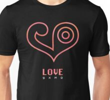 Digimon - Crest of Love Unisex T-Shirt