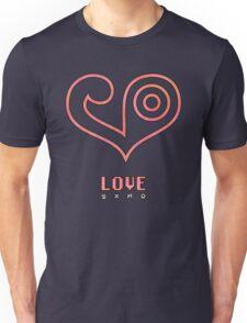 Digimon - Crest of Love Unisex T-Shirt
