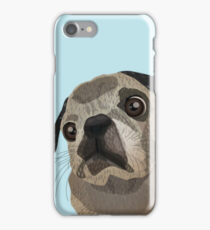 Willie the Dog iPhone Case/Skin