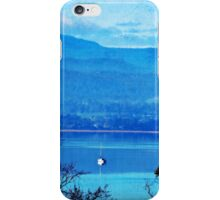 Boat on the Blue iPhone Case/Skin