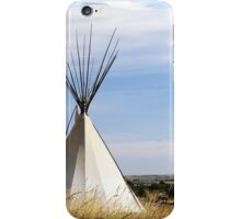 Blackfoot Teepee iPhone Case/Skin