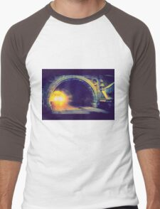Warm Men's Baseball ¾ T-Shirt