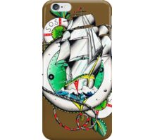 Davey Jones locker iPhone Case/Skin