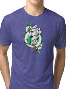 Davey Jones locker Tri-blend T-Shirt