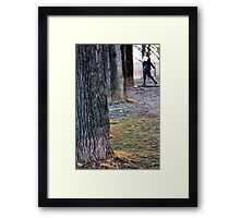 OnePhotoPerDay series: 043 by L. Framed Print
