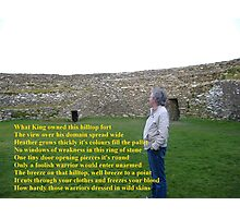 Grianan of Aileach Photographic Print