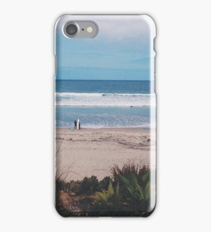 San Diego Beach iPhone Case/Skin