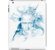 No Smoke Without Meth (Blue) iPad Case/Skin