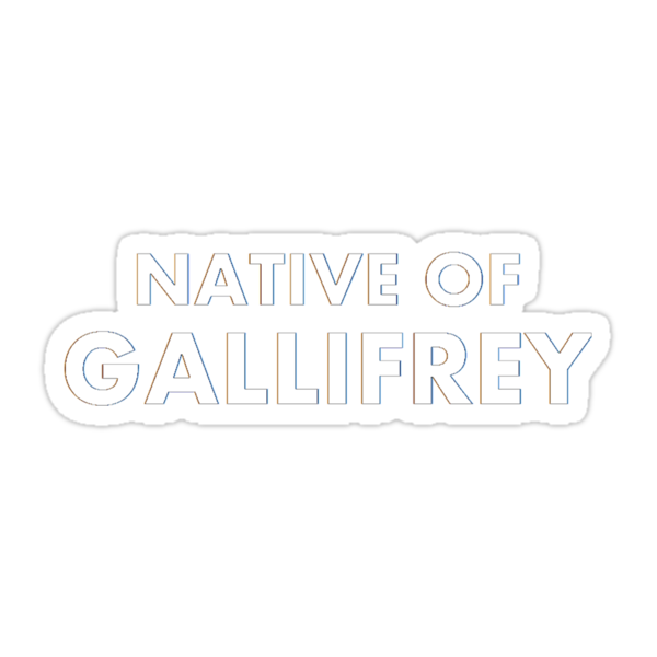 Native Of Gallifrey by alexiliadis