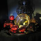 Still Life Luxury  by sue skitt