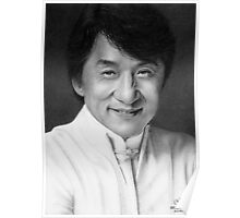 Jackie Chan II Poster
