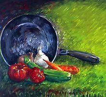 dinner soon by Lesja Borisenkova