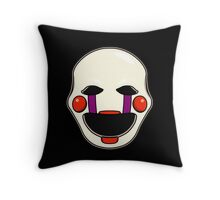 Five Nights at Freddy's Puppet  Throw Pillow