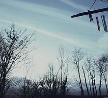 Windchimes & Cloud-lines by Ashie Bear