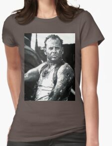 Bruce willis in die hard iconic piece T-Shirt