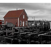 Yarmouth Bar Photographic Print