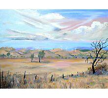 Blayney [NSW] Australia ] Wind Farm Photographic Print