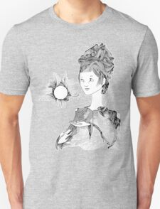 Incantation - she weaves her magic spell Unisex T-Shirt