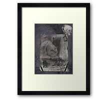 Soul Watching Framed Print