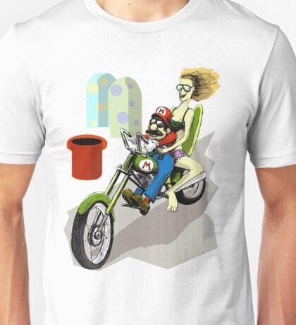Mario Biker T-Shirt