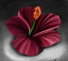 Best Fantasy Flower 2 by Annalisa Amato