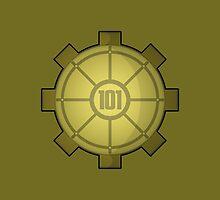 Vault 101 by BraDalli
