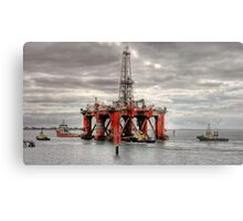 Ocean Patriot Metal Print